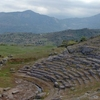 Theatre Of Aigeira Excavated By OAI