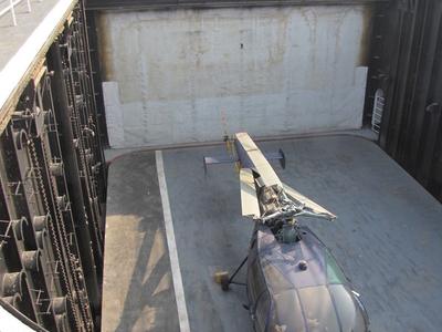 Aircraft Elevator Of Vikrant