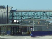 Akoranga Busway Estação
