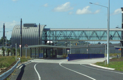Akoranga Busway Station