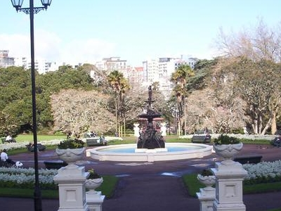 Albert Park Fountain