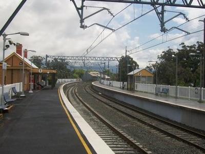 Albion  Park Railway Station