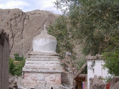 Alchi Village, Ladakh.
