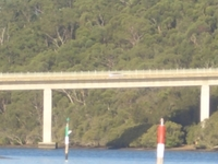 Alfords Point Bridge