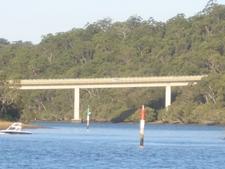 Alfords Point Bridge