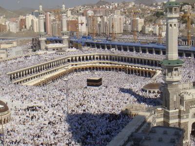 Al   Haram Mosque     Flickr     Al  Jazeera  English