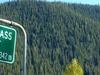 Allison Pass Summit