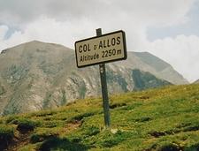 Col D Allos