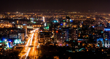 Almaty Lights