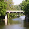 The Alsen Bridge On The Griebnitz Canal