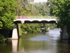 The Alsen Bridge On The Griebnitz Canal