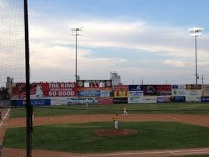 Amarillo National Bank Sox Stadium