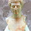 Portrait Bust Of A Roman Man