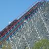 Eagles 127-Foot-Tall Lift Hill