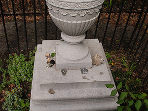 Amiable Child Monument