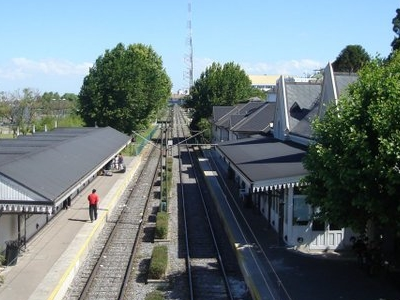 Anchorena Station