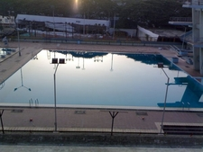 Andheri Sports Complex Diving Pool
