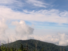 Andrews Bald From Clingmans Dome