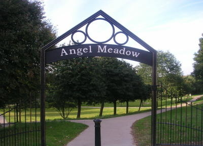 Angel Meadow Park