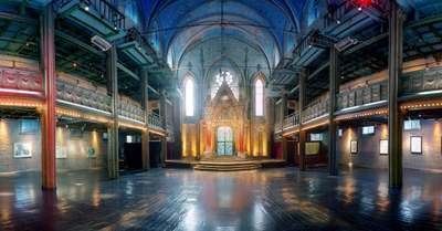 Interior Of The Angel Orensanz Center