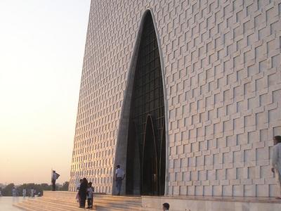 Angle Of Mozar Quaid E Azam