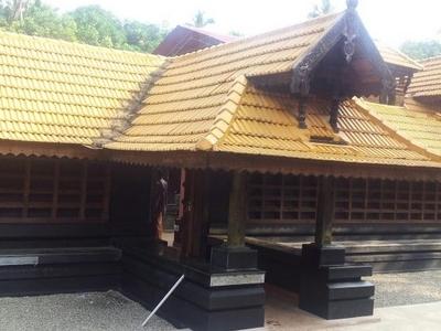 View Of Anikkattilamma  Temple