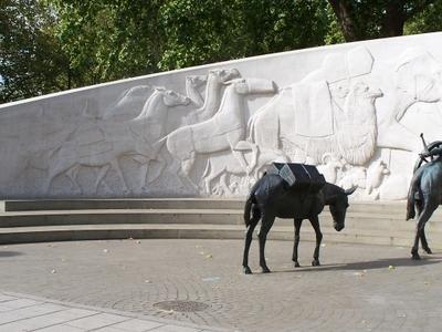 The Animals In War Memorial