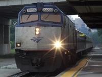 Ann Arbor Amtrak Station
