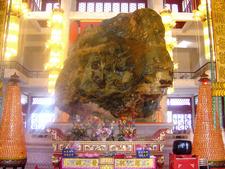 Rear View Of Anshan Jade Buddha