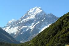 Aoraki/Mt Cook From Hooker Valley