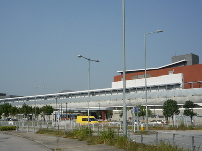 Appearance Of Kam Sheung Road Station