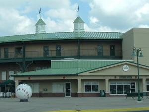 Whitaker Banco Ballpark