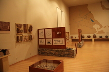 Exhibition Of Neolithic Items
