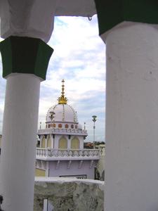 Arch Pillar