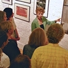 Art Class At The Terrain Gallery