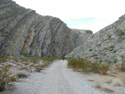 Arrow Canyon Entrance