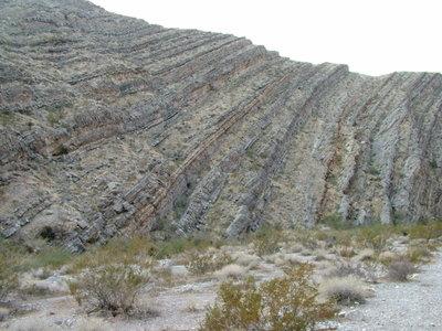 Arrow Canyon Limestones
