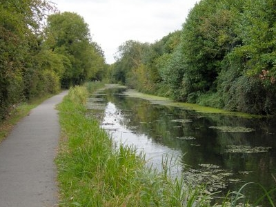 Section Of Wilts And Berks Canal