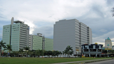 Mid-rise Office Buildings In Asiatown IT Park