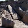 The Unfinished Obelisk Of Assuan