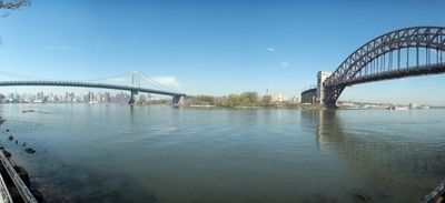 East River Suspension Bridge