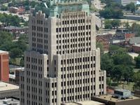 AT & T Huron Road Building