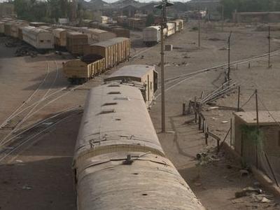 Atbarah Railway Station