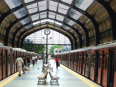 Athens  Metro  Piraeus Station