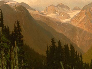 Selkirk Montañas