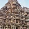 A Typical Temple At Khajuraho