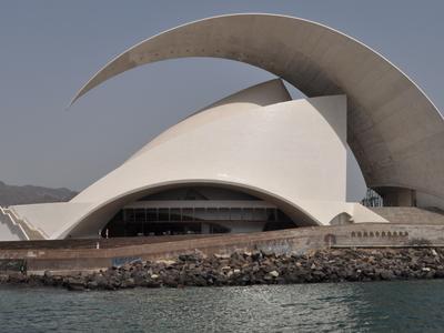 Auditorio De Tenerife By The Sea