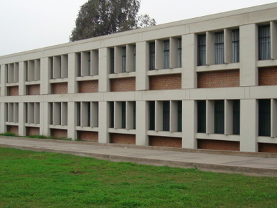 Classrooms Rear View