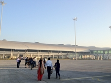 Aurangabad Airport View