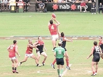 Aussie Rules Game